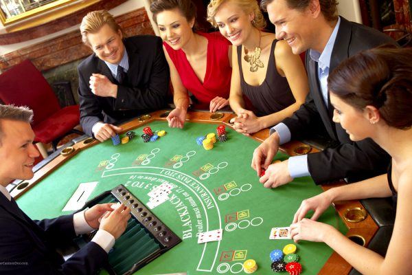 Benefits of Legalized Gambling